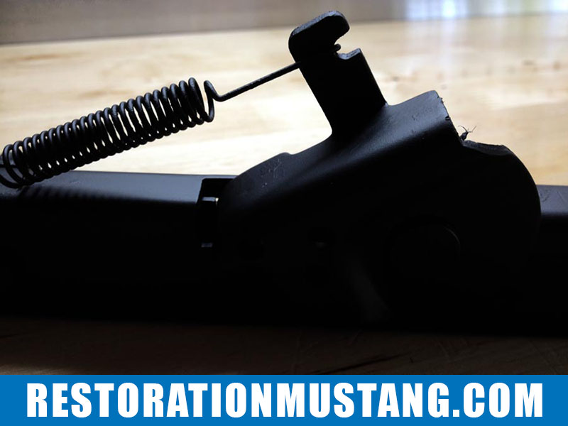 Passenger seat disassembly & preparation for upholstery 71 72 73 mustang