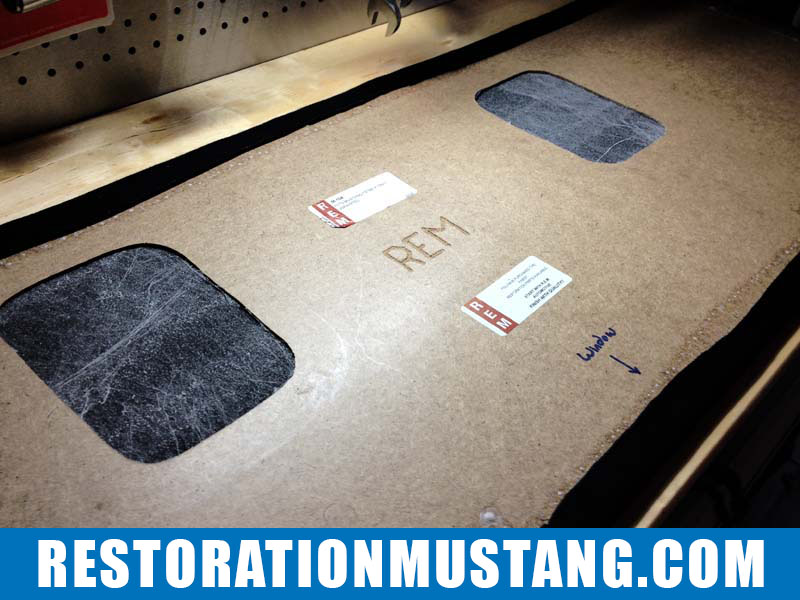 How to upholster a classic car